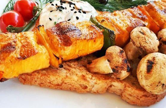 پخت ماهی اوزون برون در فر