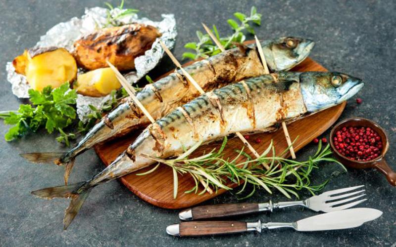 ماهی و سلامتی