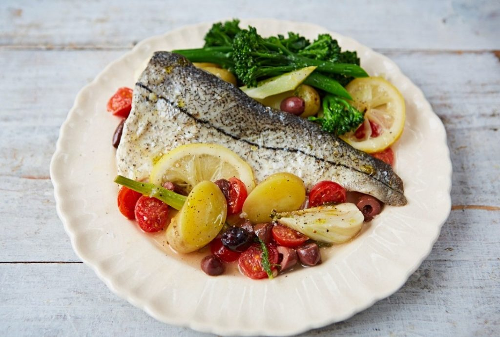 طرز تهیه ماهی بخارپز