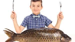 فواید مصرف ماهی برای کودکان