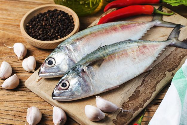 میزان مصرف ماهی درهفته