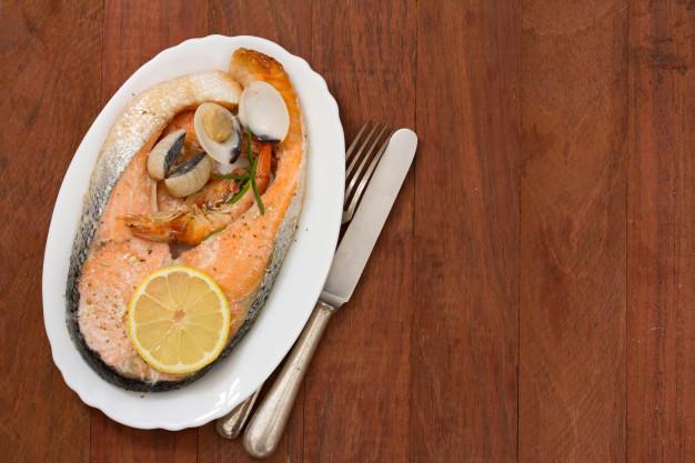 سرانه مصرف ماهی ایران و جهان