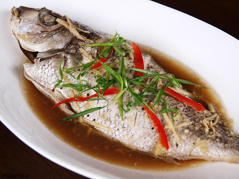 سالم ترین روش پخت ماهی