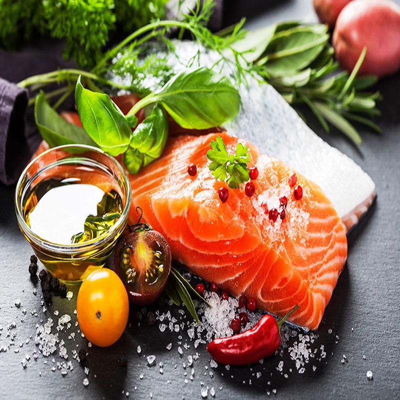 تاثیر خوردن ماهی بر سلامت پوست