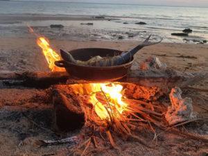 طرز تهیه ماهی ساردین شور