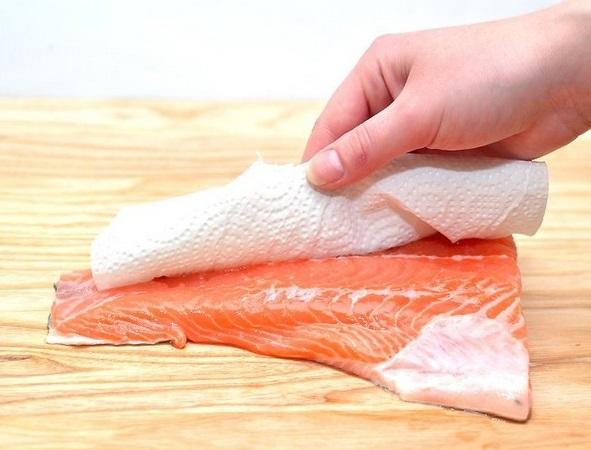 بهترین روش پخت ماهی