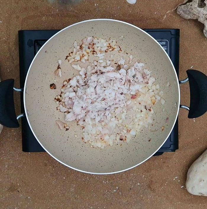 طرز تهیه سمبوسه ماهی