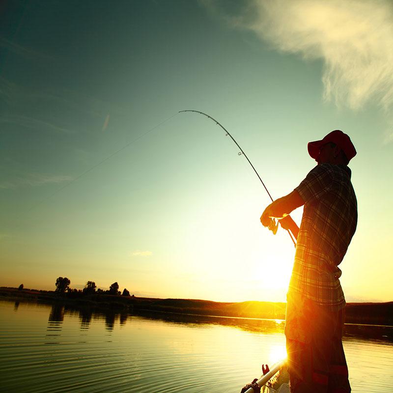 زمان ماهیگیری در شبانه روز