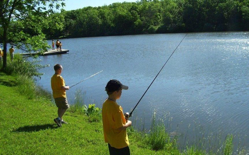 بهترین زمان ماهیگیری