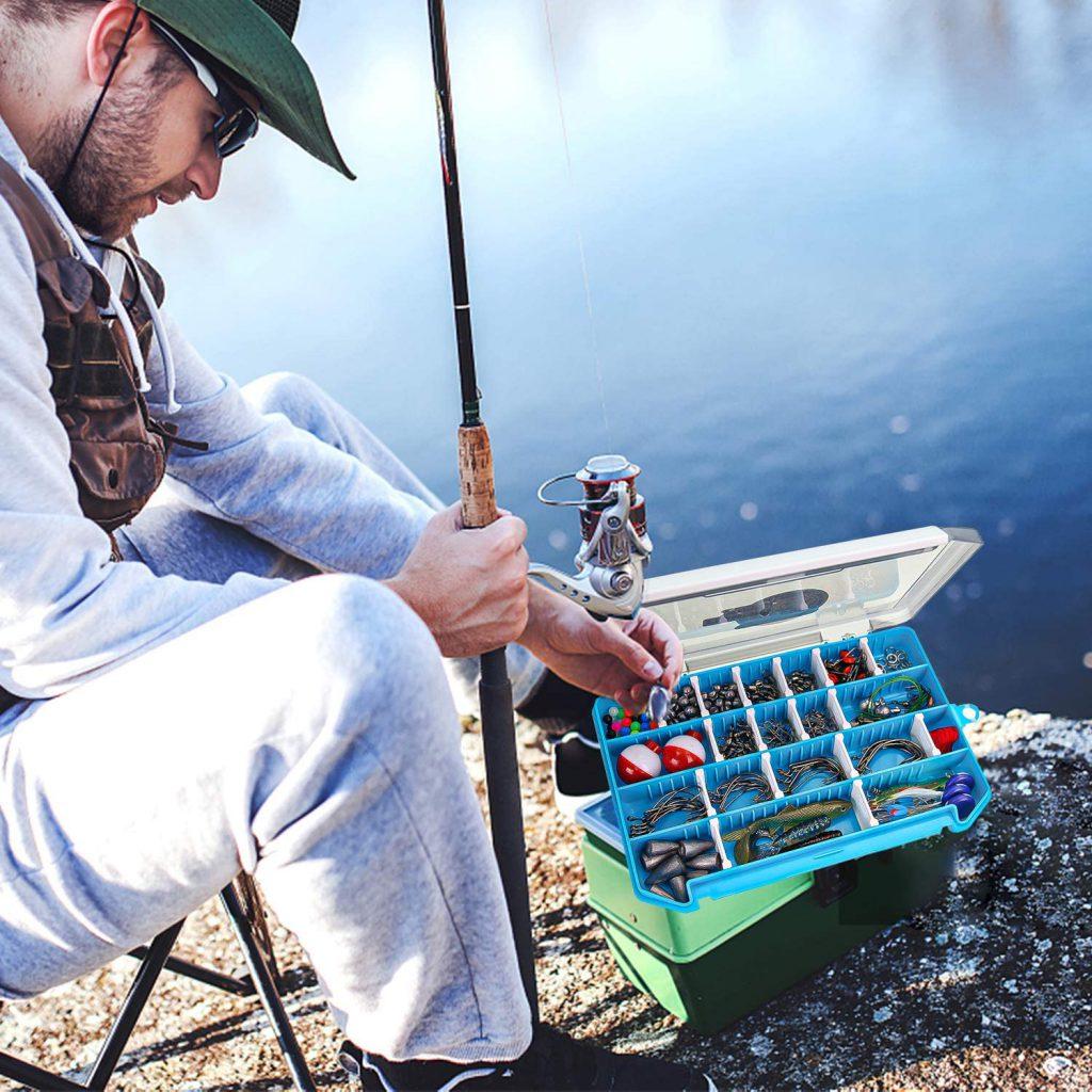 لیست لوازم ماهیگیری